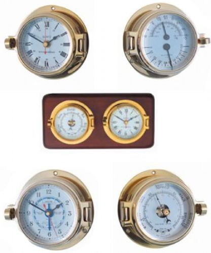 Nautical Classic Clocks